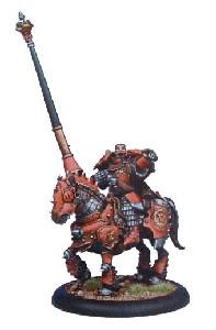 Warmachine: Khador - Kovnik Markov Cavalry
