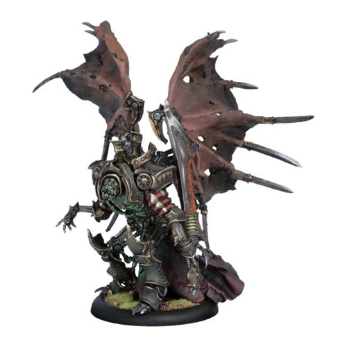 Warmachine: Cryx - Warcaster Lord Terminus