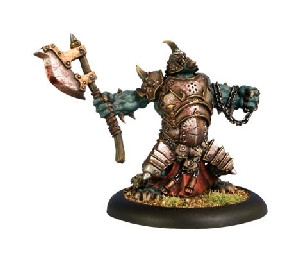 Warmachine: Cryx - General Gerlak Slaughterborn
