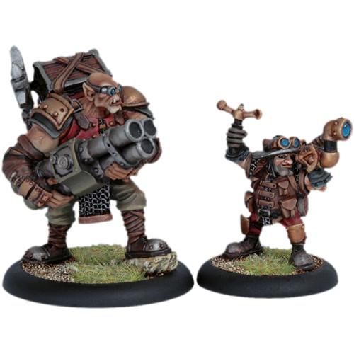 Warmachine: Mercenaries - Herne & Jonne (On Sale)