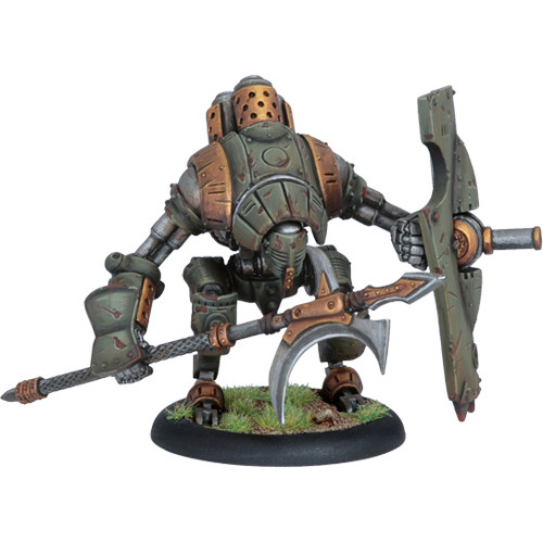 Warmachine: Mercenaries - Vanguard Light Warjack
