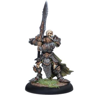 Warmachine: Mercenaries - Thrall Warrior