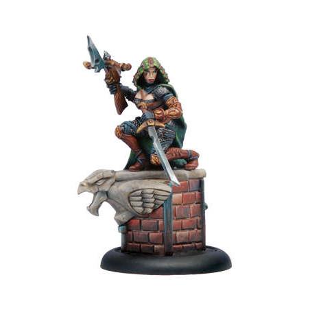 Warmachine: Mercenaries - Epic Eiryss, Angel of the Retribution