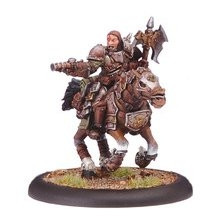 Warmachine: Mercenaries - Steelhead Heavy Cavalry