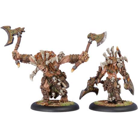 Hordes: Circle - Warlock Kromac the Ravenous