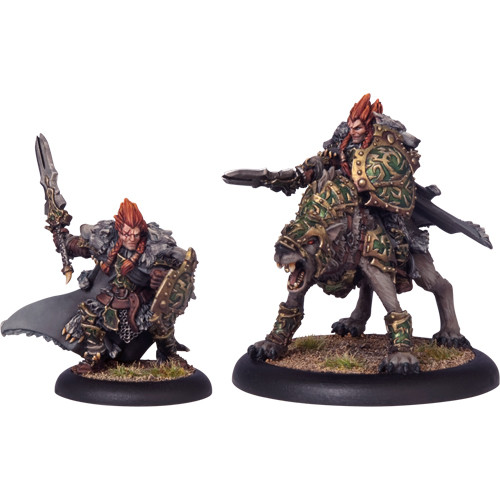 Hordes: Circle - Wolf Lord Morraig (Box)