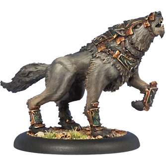 Hordes: Circle - War Wolf Solo