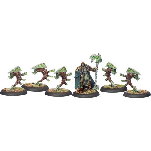 Hordes: Circle - Stoneward & Woldstalkers Unit Box (6)