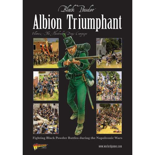 Black Powder: Albion Triumphant Vol 2 - Waterloo (Softcover