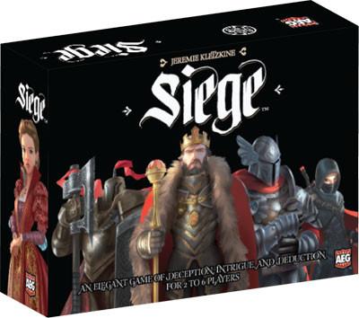Siege (Clearance)