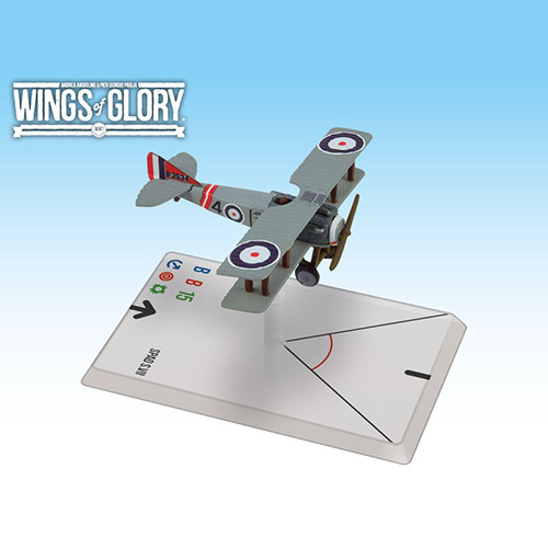 Wings of Glory: WWI - SPAD S.VII (23 Squadron)