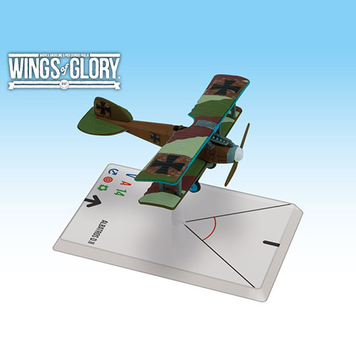 Wings of Glory: WWI - Albatros D.II (Von Richthofen)