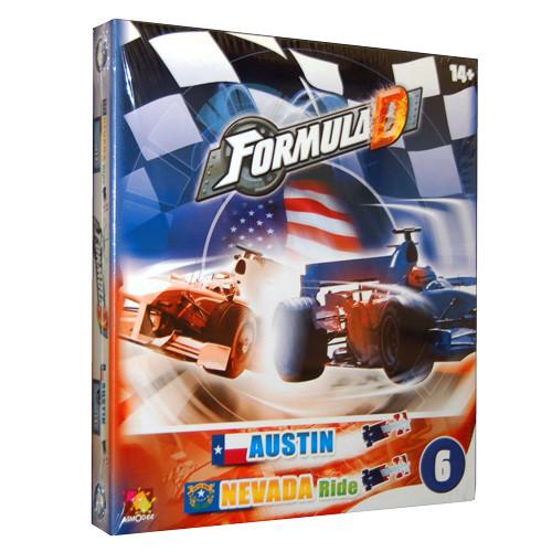 Formula D: Expansion 6 - Austin & Nevada Ride