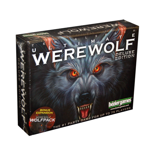 Ultimate Werewolf: Deluxe Edition (2014) | Board Games