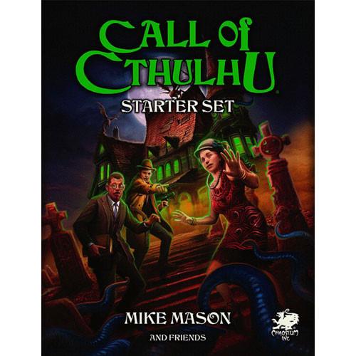 Call of Cthulhu RPG: Starter Set (Preorder)