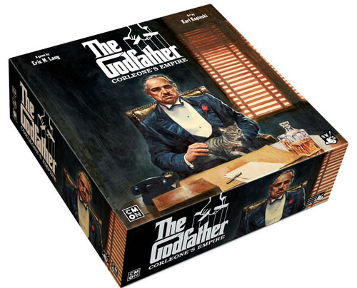 The Godfather: Corleone's Empire (On Sale)