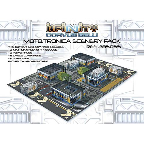 Infinity Mototronica Scenery Pack NewArrival