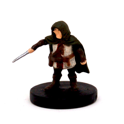 Tyranny of Dragons #051 Lightfoot Halfling Rogue (Fixed) | Miniature