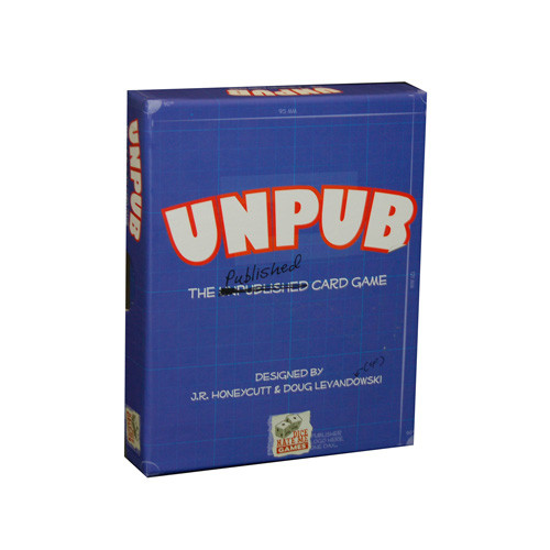 Unpub: The Unpublished Card Game (Clearance)