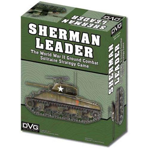 Sherman Leader