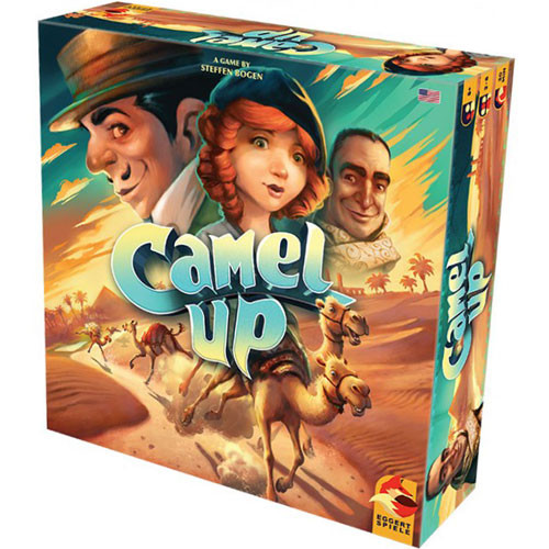 Camel Up (2018 Edition)