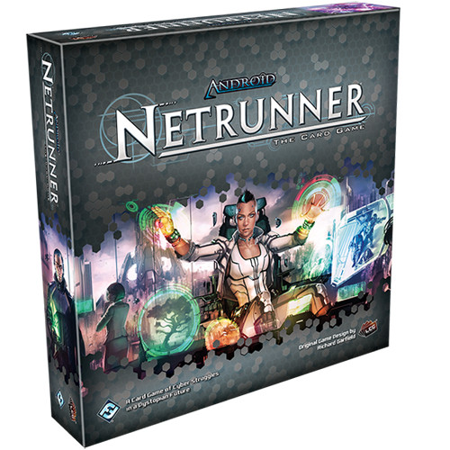 Zaktualizowano Android: Netrunner LCG - Revised Core Set | Board Games TL73