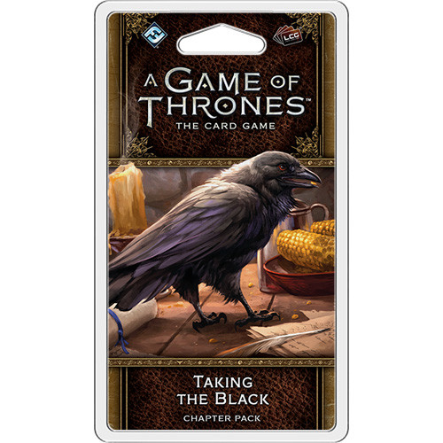 A Game of Thrones LCG (2nd Edition): Taking the Black Chapter Pack