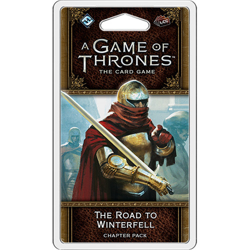 A Game of Thrones LCG (2nd Edition): The Road to Winterfell Chapter Pack