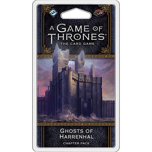 A Game of Thrones LCG (2nd Edition): Ghosts of Harrenhal Chapter Pack