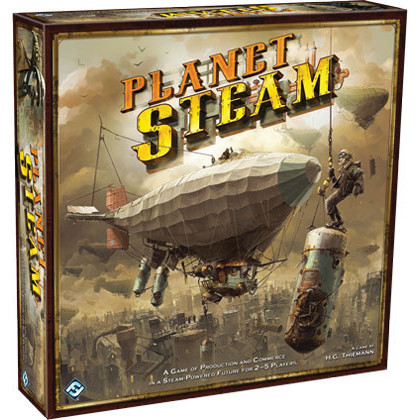 Planet Steam (Clearance)