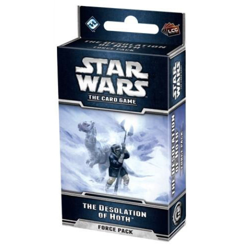Star Wars LCG - The Desolation of Hoth Force Pack