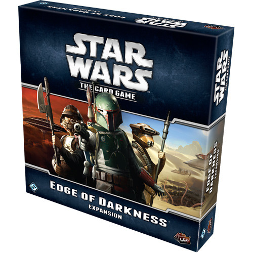 Star Wars LCG - Edge of Darkness Deluxe Expansion