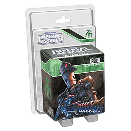 Star Wars: Imperial Assault - IG-88 Villain Pack