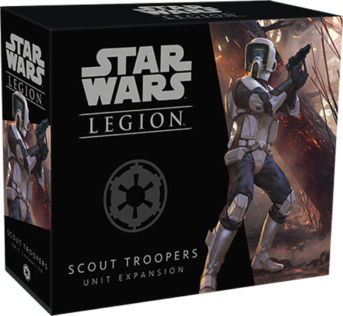 cb7f1a837ddc4 Star Wars  Legion - Scout Troopers Unit Expansion