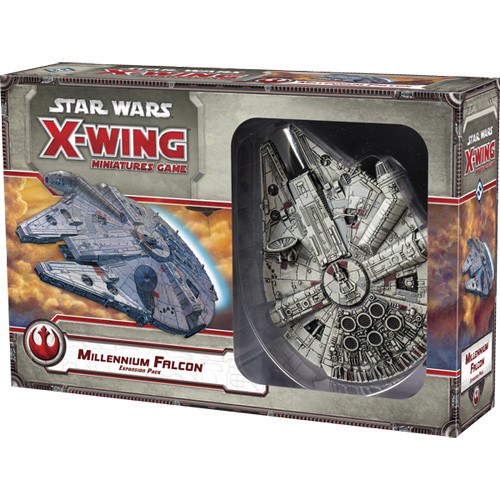 Star Wars: X-Wing - Millennium Falcon Expansion Pack