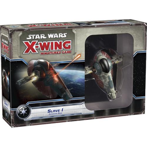 Star Wars: X-Wing - Slave I Expansion Pack