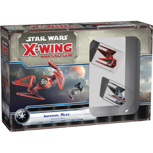 Star Wars: X-Wing - Imperial Aces Expansion Pack (Preorder)
