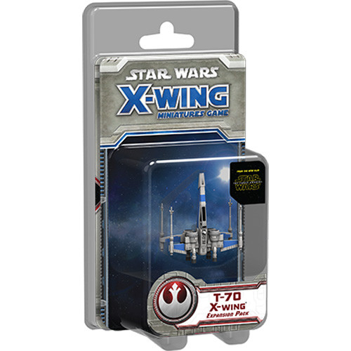 Star Wars: X-Wing - T-70 X-Wing Expansion Pack