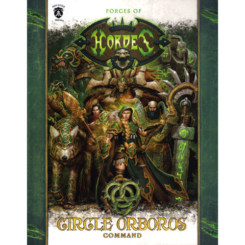 Forces of Hordes: Circle Orboros - Command (Softcover)