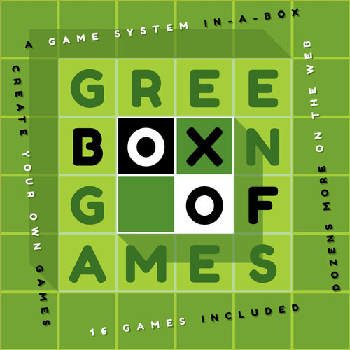 Green Box of Games (Preorder)
