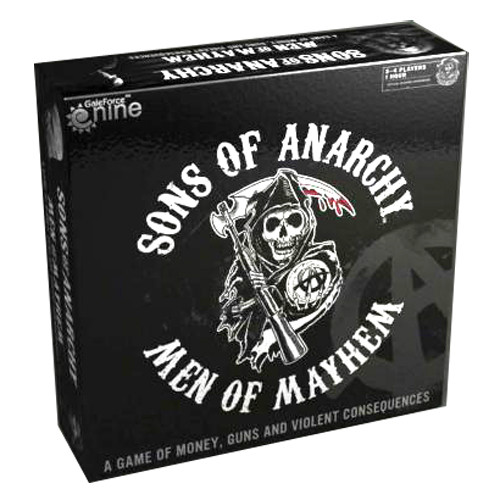 Sons of Anarchy: Men of Mayhem (Clearance)