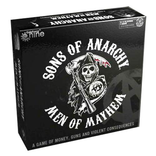 Sons of Anarchy: Men of Mayhem (Clearance)