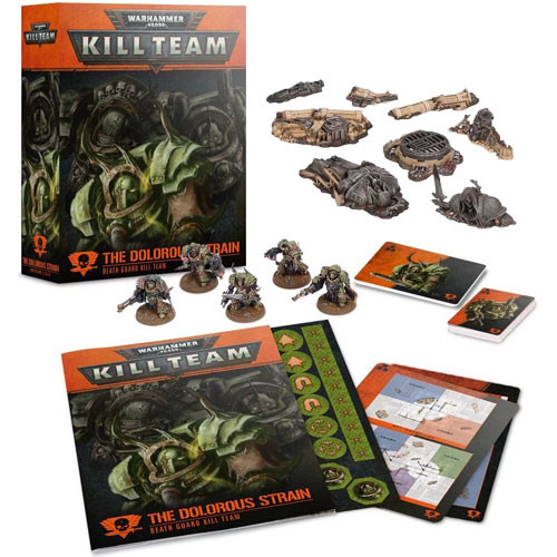Warhammer 40K: Kill Team - The Dolorous Strain, Death Guard Kill