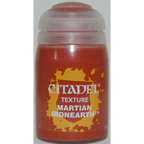Citadel Texture Paint Martian Ironearth 24ml
