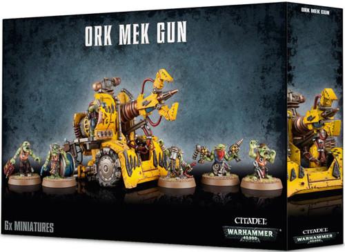 Warhammer 40,000: Ork Mek Gun (Bubblechukka/Smasha Gun/Traktor