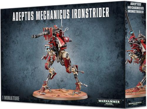 Warhammer 40K: Adeptus Mechanicus Ironstrider Ballistarius | Table
