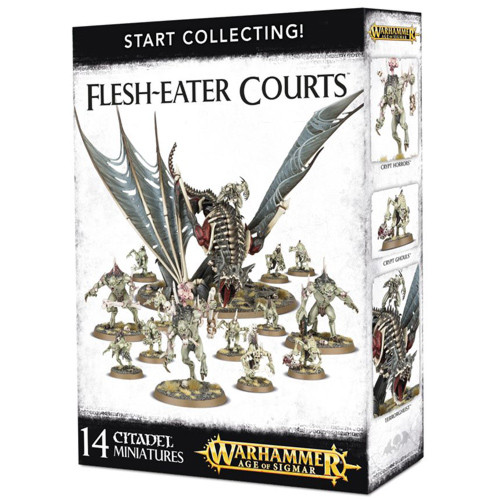 Age of Sigmar: Start Collecting! Flesh-Eater Courts | Table Top