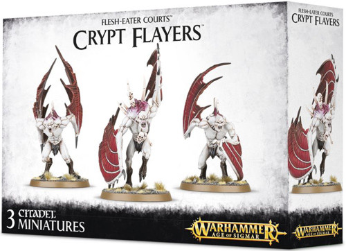 Age of Sigmar: Flesh-Eater Courts - Crypt Flayers | Table Top