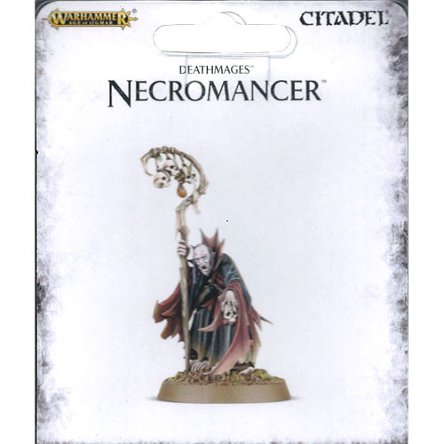 Age of Sigmar: Deathmages Necromancer | Table Top Miniatures