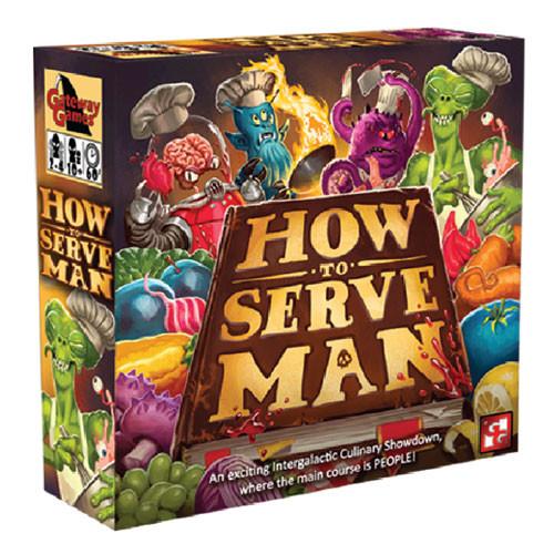 How to Serve Man (Kickstarter Edition) (Spring Sale)
